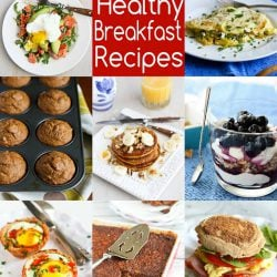 20 Healthy Breakfast Recipes for Kids & Adults
