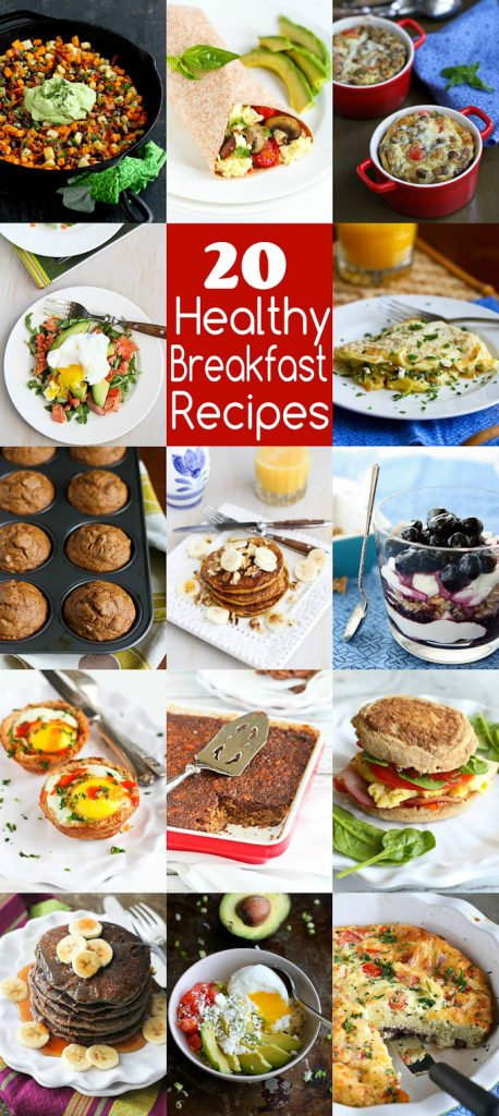 20 Healthy Breakfast Recipes For Kids And AdultsAll Of Our Favorite