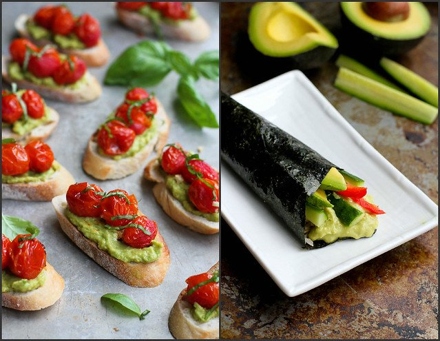 Healthy Avocado Recipes