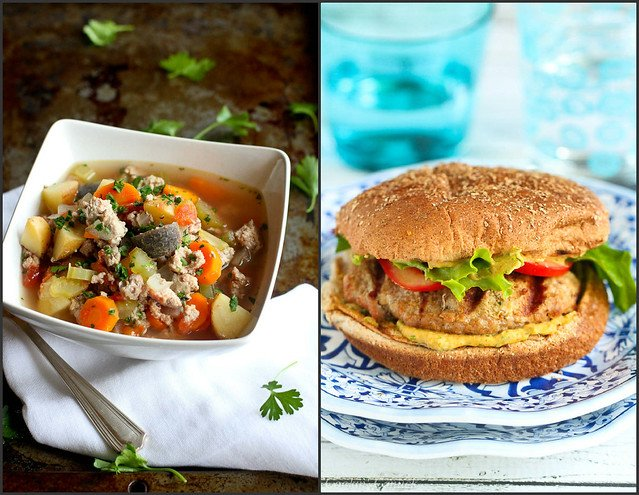 Healthy Ground Turkey Recipes