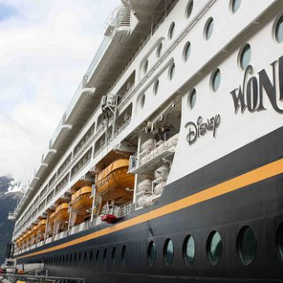 A Travel Interlude: Alaskan Disney Cruise