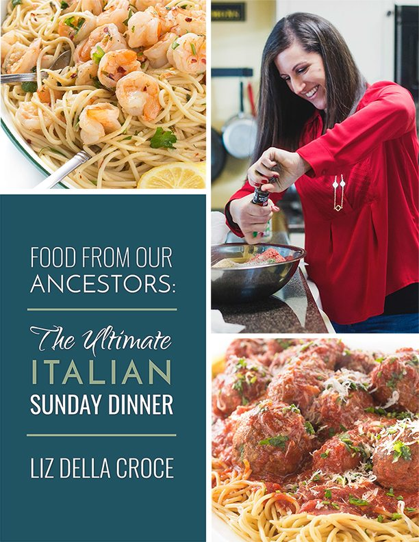 Food From Our Ancestors: The Ultimate Italian Sunday Dinner