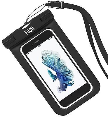 Cruise Packing List: The Unexpected Items - Waterproof Phone Pouch