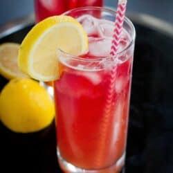 Passionfruit Vodka Cocktail {Ultimate Cooler}