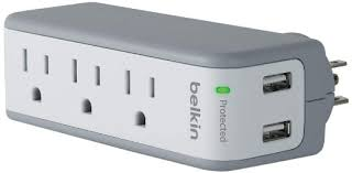 Cruise Packing List: The Unexpected Items - Belkin Surge Protector