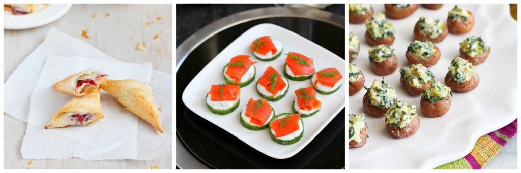 Light Hors d'Oeuvres