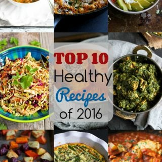 Top 10 Healthy Recipes of 2016