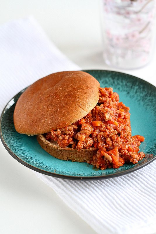 Healthy Turkey Sloppy Joe Recipe...Great for last-minute weeknight meals! 283 calories and 8 Weight Watchers SmartPoints