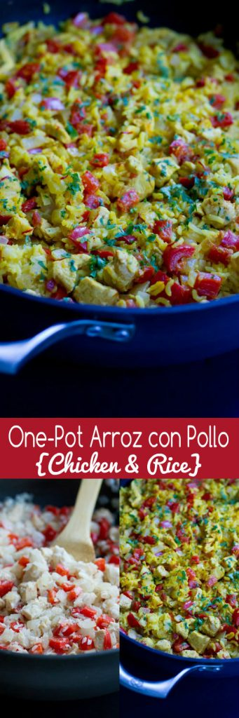 Looking for an easy, healthy dinner recipe? This Arroz con Pollo (chicken and rice) dish from Lexi's Clean Kitchen's new cookbook fits the bill perfectly. 191 calories and 3 Weight Watchers SmartPoints