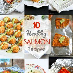 Preparing healthy salmon recipes doesn't need to be difficult. Get all of the health benefits of this omega 3-rich food with very little effort with these 10 recipes.