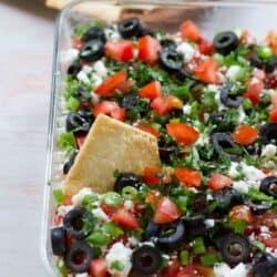 Healthy 7-Layer Dip Recipe
