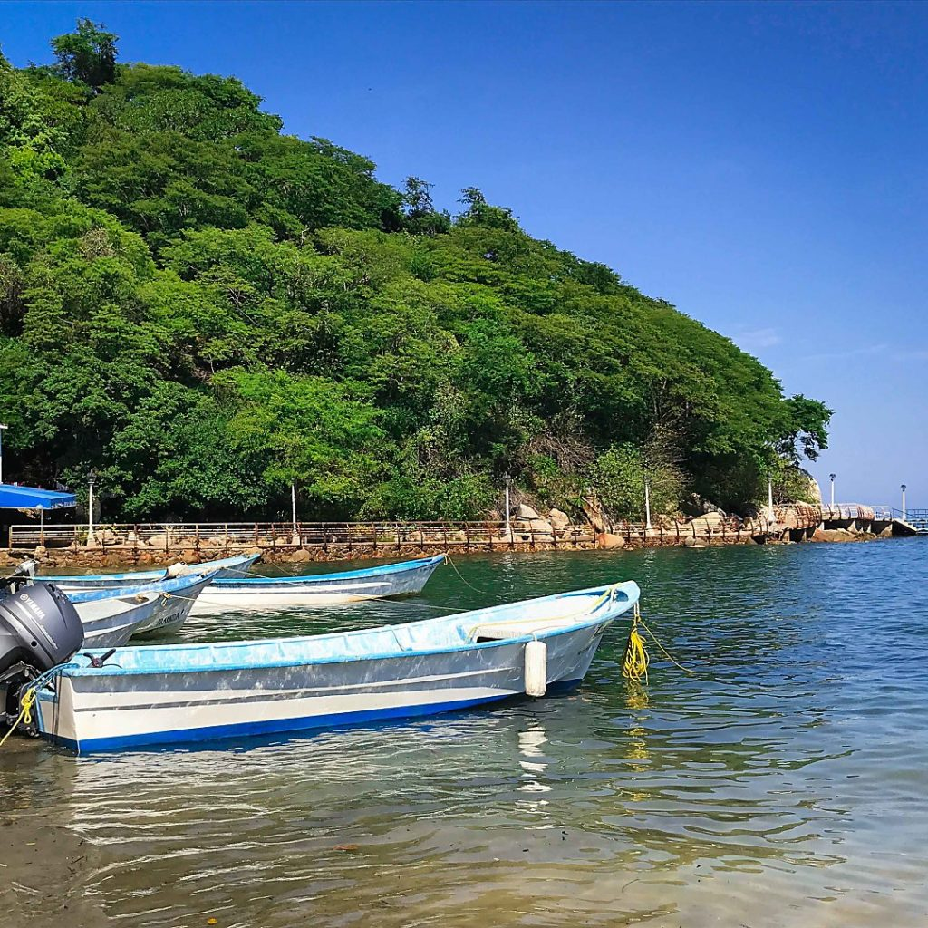 Ruby Princess Mexican Riviera Cruise.  Puerto Vallarta fishing village