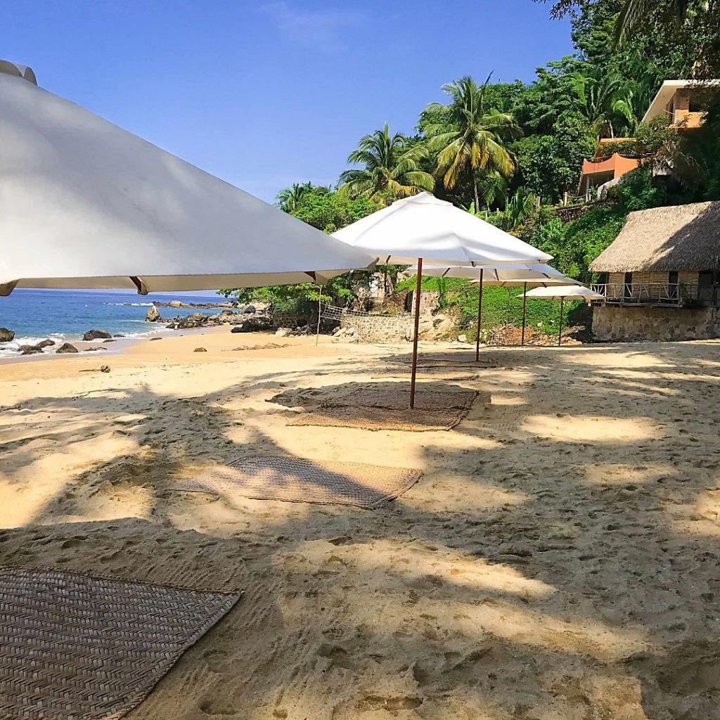 Ruby Princess Mexican Riviera Cruise. Puerto Vallarta excursion, fishing village beach