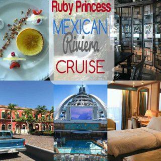 Ruby Princess Mexican Riviera Cruise