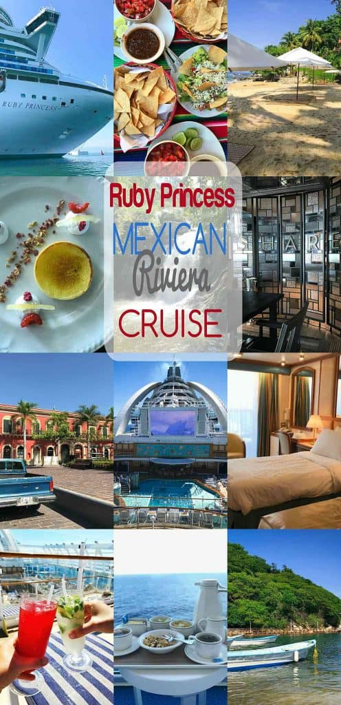 Ruby Princess Mexican Riviera Cruise