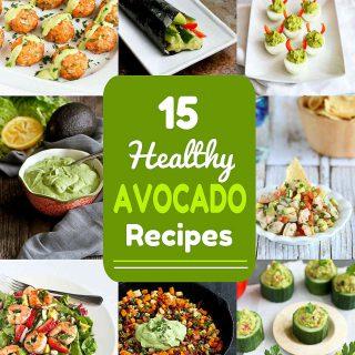 15 Healthy Avocado Recipes