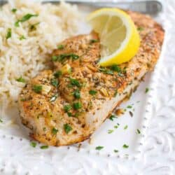 Easy Herb Lemon Baked Pork Chops Recipe
