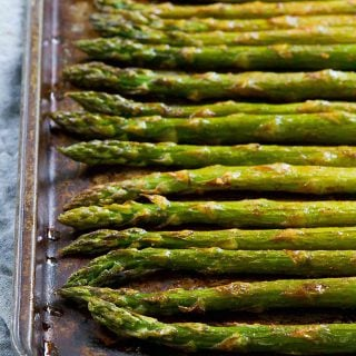 Smoked Paprika Roasted Asparagus Recipe