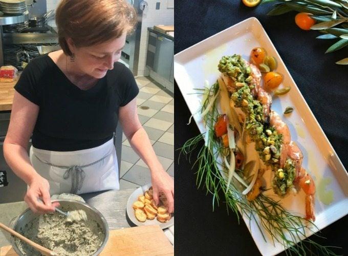 California Olives Trip to Culinary Institute of America