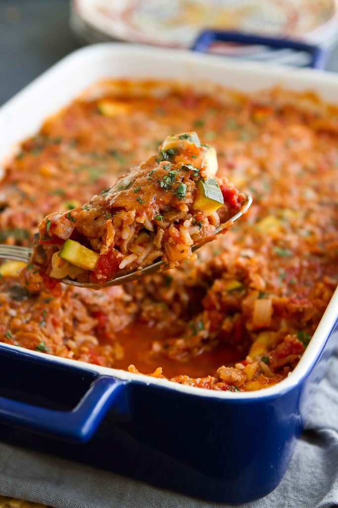 Easy Casserole Recipes For Dinner Beef