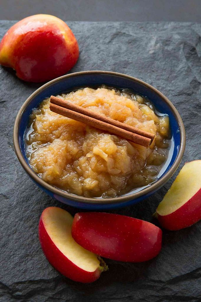 Instant Pot Applesauce Easy Pressure Cooker Recipe