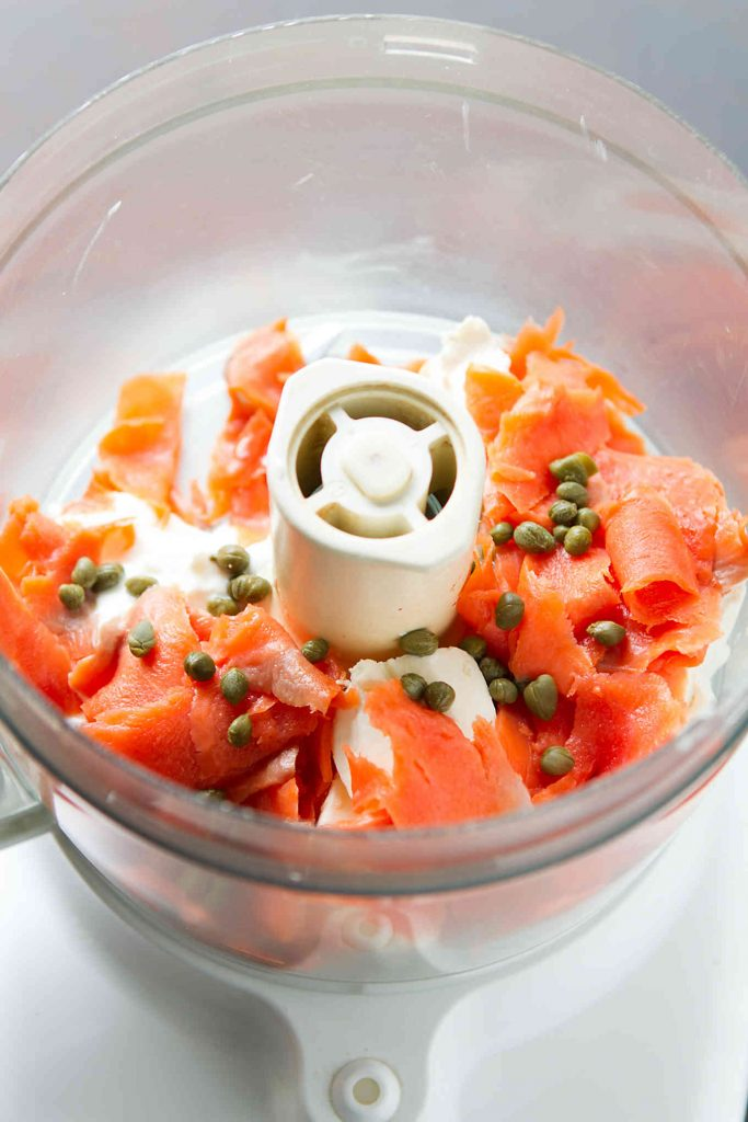 5 minute smoked salmon dip recipe healthy appetizer recipe for Smoked fish dip recipe