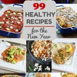 99 Healthy Recipes for the New Year