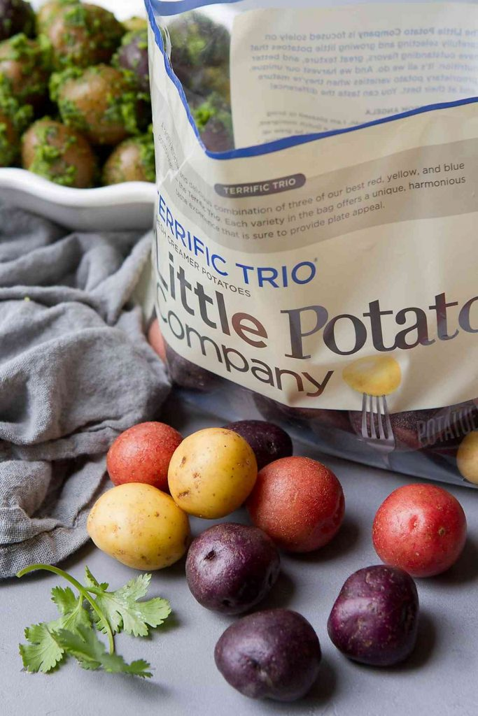 Little Potato Company Terrific Trio Creamer Potatoes