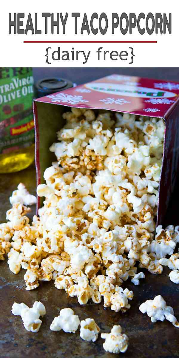 Flavored popcorn recipes are a fantastic way to change up your favorite snack. Try out this Healthy Taco Popcorn the next time the popcorn cravings hit! 102 calories and 3 Weight Watchers Freestyle SP