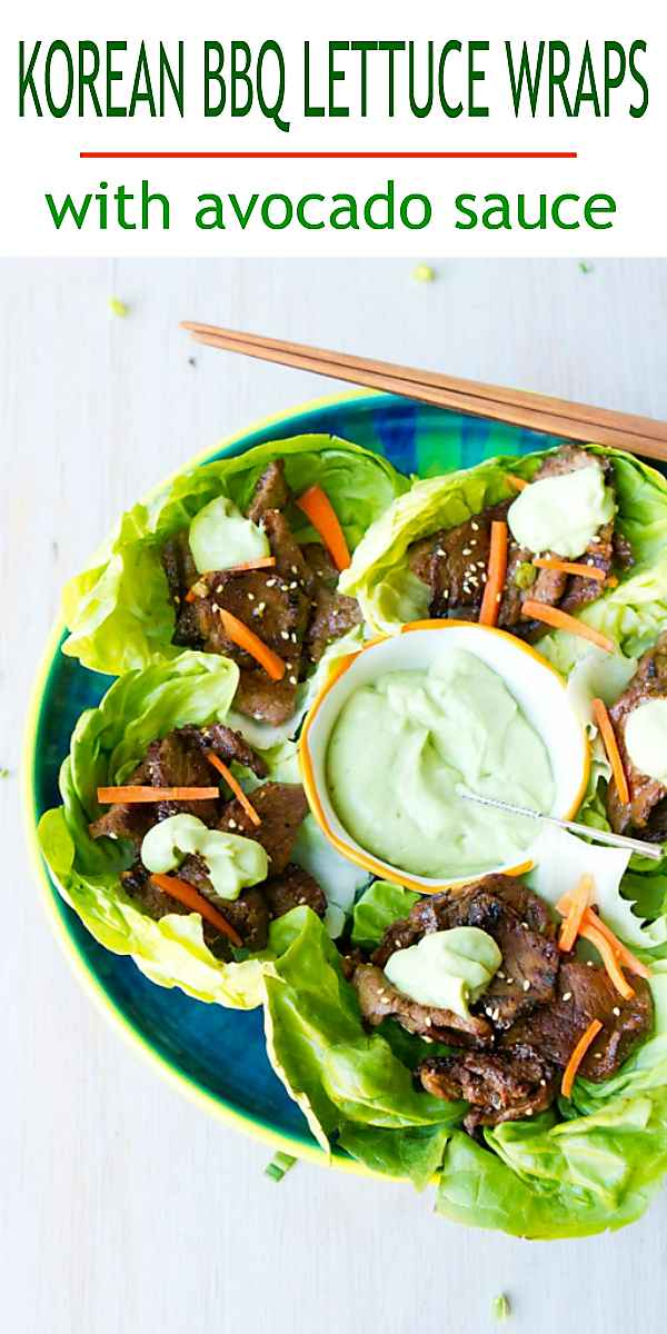 Appetizers or entrees, these Korean BBQ wraps are sure to be the hit of the party! This bulgogi recipe is so easy to put together. 113 calories and 3 Weight Watchers Freestyle SP
