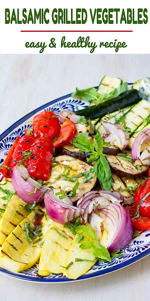 Grilled vegetable recipes are a fantastic way to round out your backyard bbq menu. Drizzle them with a light balsamic dressing for an extra pop of flavor! 145 calories and 3 Weight Watchers Freestyle SP