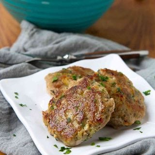 Homemade Turkey Breakfast Sausage are a breeze to make and beat any store-bought brand by a mile! Double or triple the recipe and freeze the rest. 112 calories and 3 Weight Watchers Freestyle SP