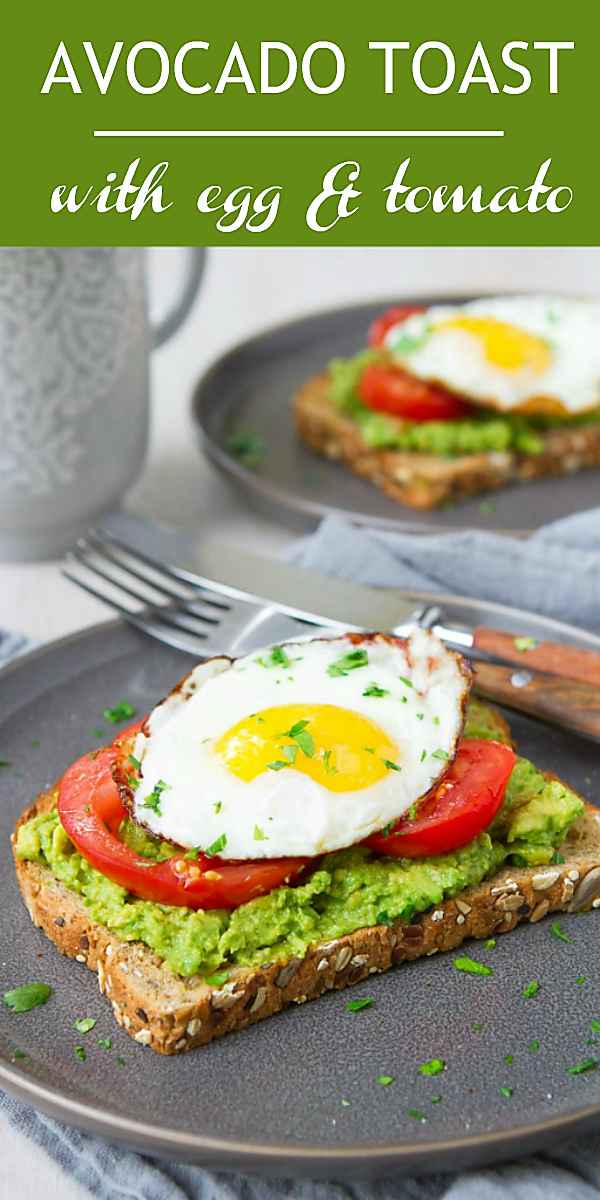 Avocado toast and egg is such a great way to start the day. Packed with protein and fiber, and so satisfying. 349 calories and 3 Weight Watchers Freestyle SP #avocado #breakfast #healthy #cleaneats #recipe