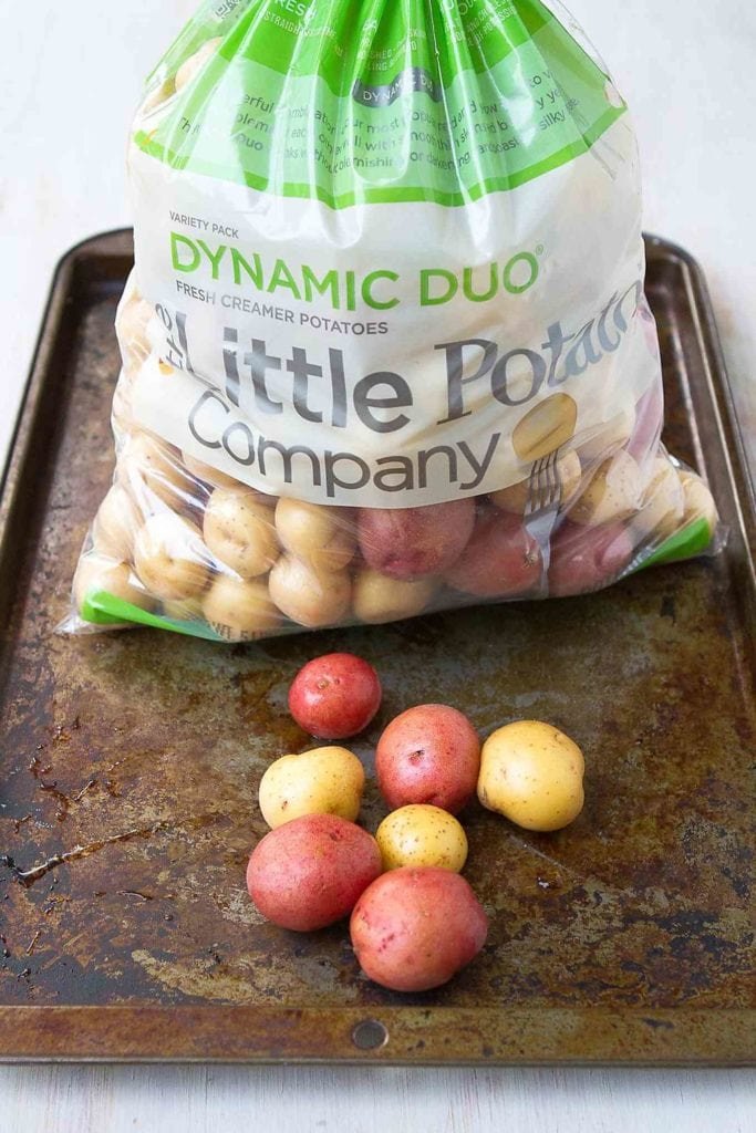 Little Potato Company Dynamic Duo Creamer potatoes