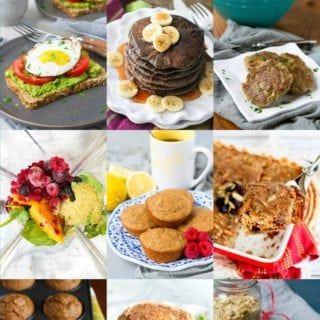 10 Quick and Healthy Breakfast Ideas...Make-ahead and super speedy recipes for busy mornings.