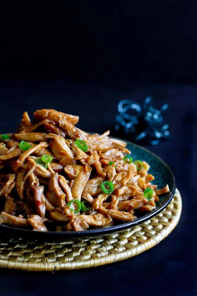 Slow Cooker Hoisin Chicken Recipe Crockpot Cookin Canuck