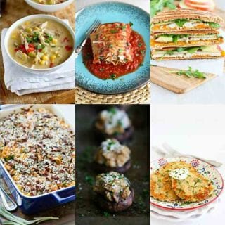 Looking for recipe ideas for your Thanksgiving leftovers? Here are 21 healthy Thanksgiving leftover recipes to help you use up that turkey, stuffing, potatoes and cranberry sauce! More than just soups. #thanksgiving #leftovers #healthy #recipes
