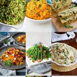 40 Healthy Thanksgiving Sides