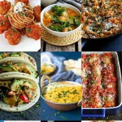 23 Healthy Vegetarian Dinner Recipes