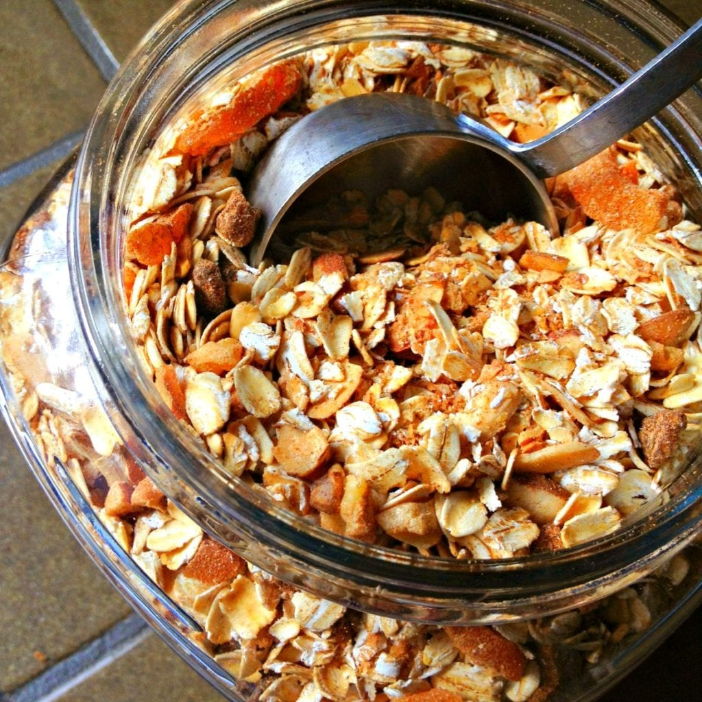 Make Your Own Instant Oatmeal Mix - Gift Idea
