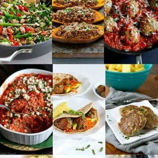 Ground turkey recipes are a great way to lighten up your dinnertime meals. Dive into these 15 ground turkey recipes to make dinnertime easy and healthy. #groundturkey #recipes #dinner