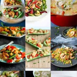 20 Shrimp Recipes for Dinner {Healthy}