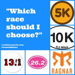 Run Like a Girl: How to Choose a Race