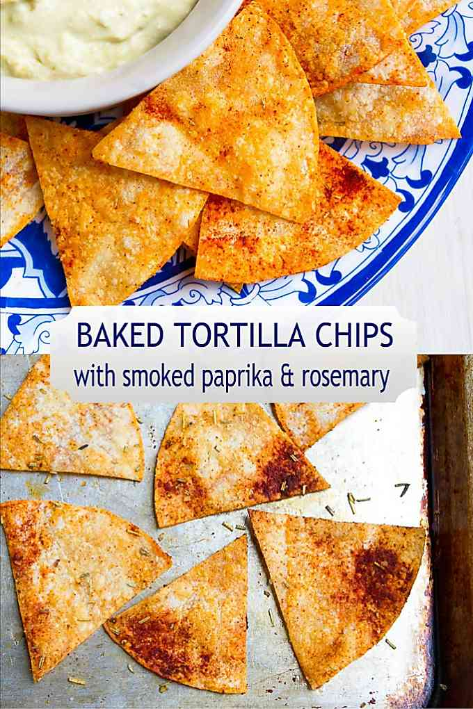 Making these baked tortilla chips could not be easier! Great for healthy afternoon snacking. 78 calories and 2 Weight Watchers Freestyle SP #wwfreestyle #snackrecipes #snacking