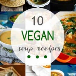 10 Vegan Soup Recipes