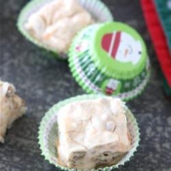 Sweet Potato & Pecan Fudge Recipe