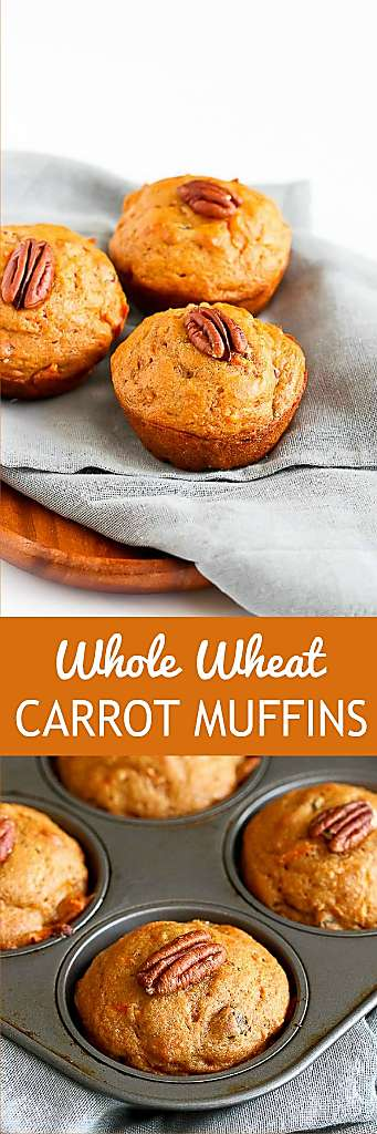 This carrot muffin recipe get made at least once a month in our house. Make a double batch and freeze the extras. 178 calories and 6 Weight Watchers Freestyle SP #weightwatchers #breakfastrecipes #snackideas