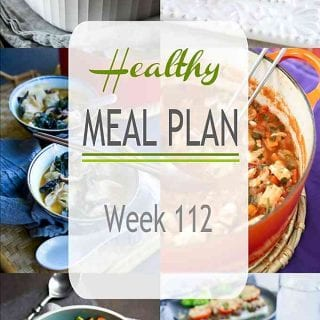 Put your meal planning gears in motion with this week's list of easy, healthy meals - many of them take 30 minutes or less. | Meal planning | Meal prep | Dinner #mealplanning #mealplan #mealprep #dinnerrecipes