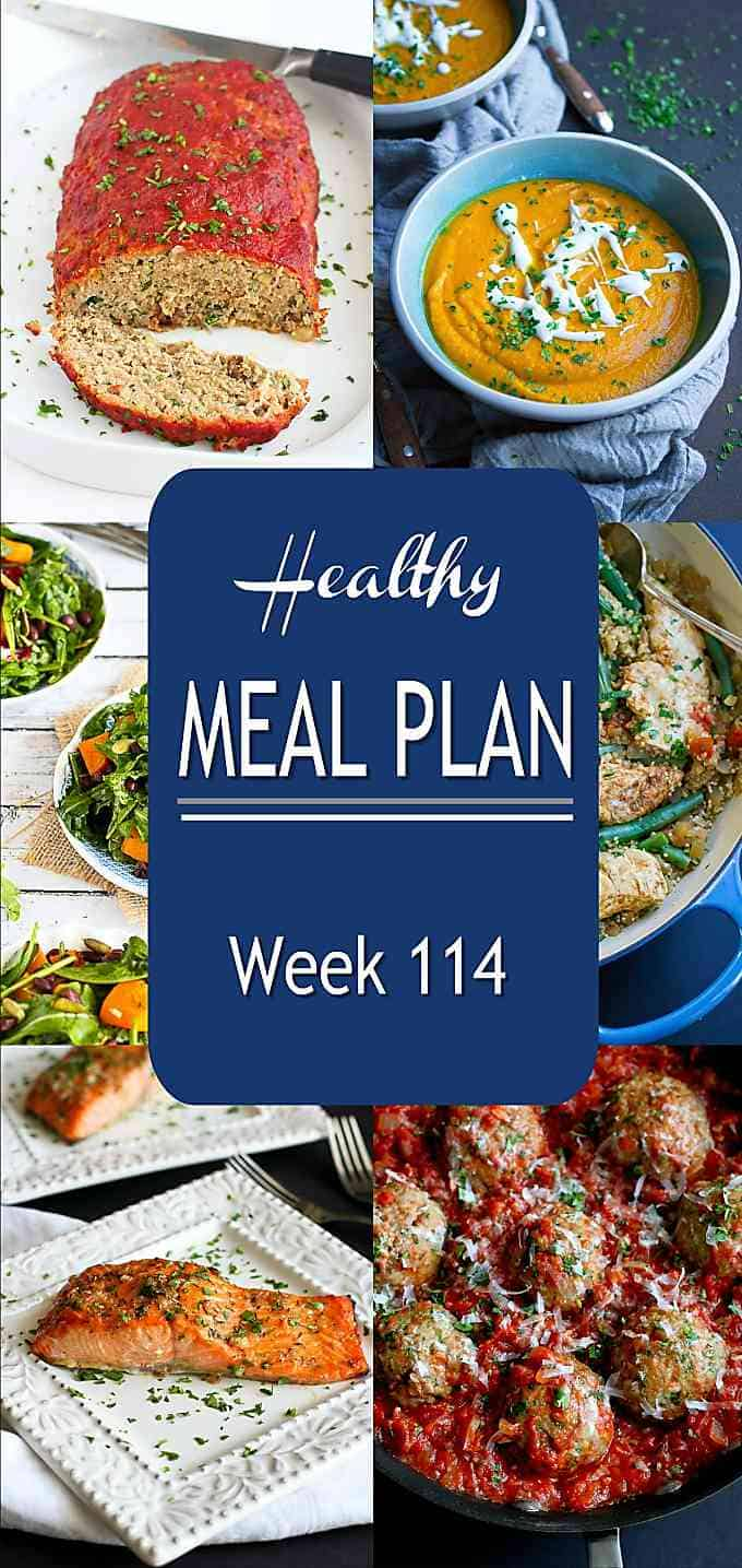Time for meal planning! The plan this week includes a couple of warming vegan meals, as well as some dishes for the meat lovers in your life. #mealplanning #dinner