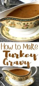This turkey gravy has been a no-fail recipe for our family for years. But if you run into any troubles, I included plenty of troubleshooting tips for fixing your gravy.   From Drippings   Easy   Make Ahead   Recipe   From Scratch   Homemade   Thanksgiving   Best #turkeygravy #howtomake #cookingtips #thanksgivingrecipes #gravyrecipe